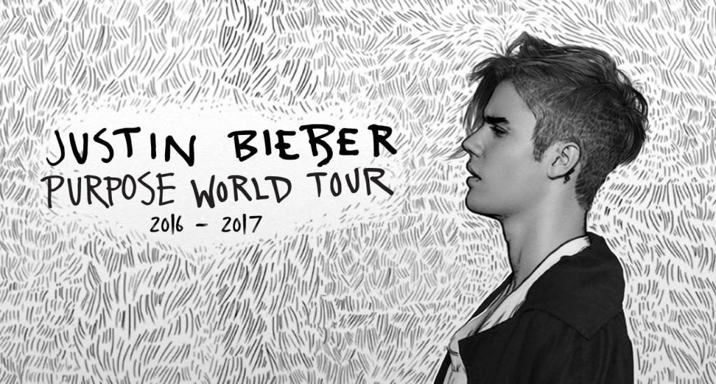 Tour Justin Bieber.